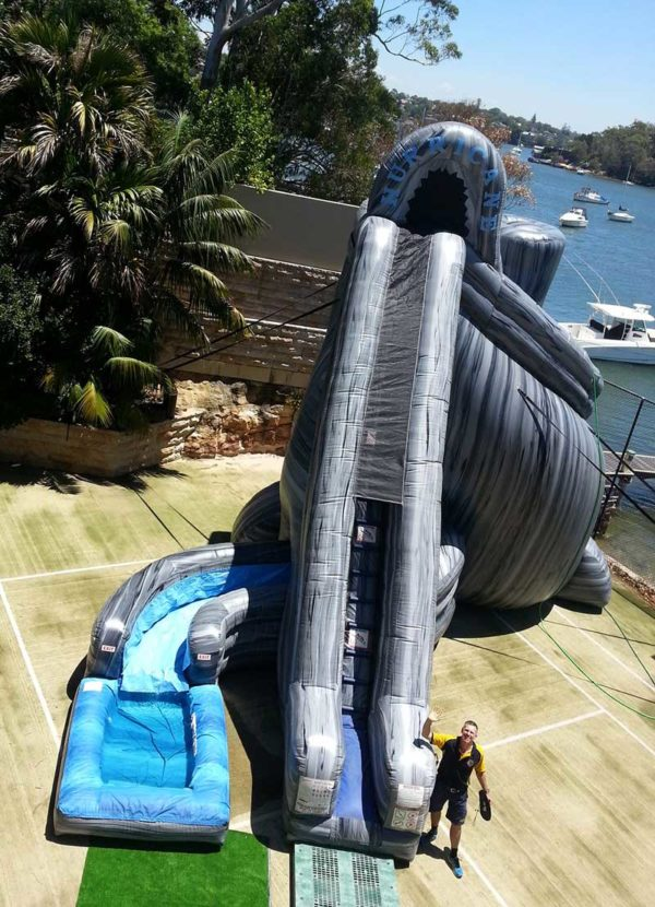 Hurricane Water Slide