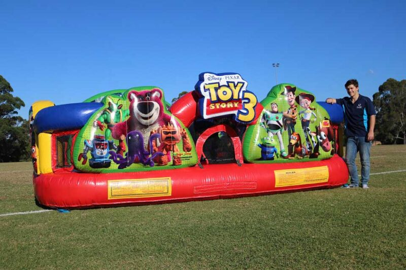 Toy Story Toddler Castle Combo
