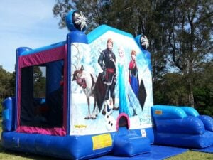 Disney Frozen Jumping Castle Combo