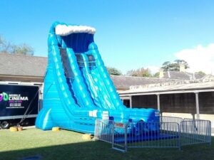 Dry Slide Hire Sydney Events