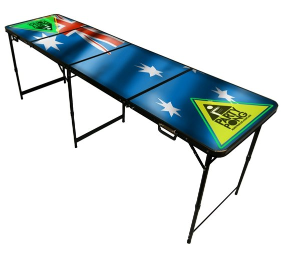 Beer Pong Table Unit