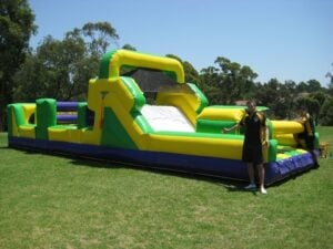 Small Obstacle Course for Hire Sydney