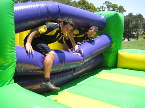Big Challenge Obstacle Hire