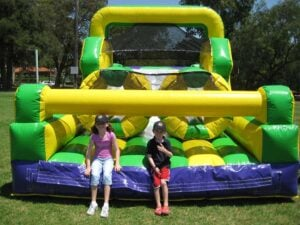 Big Challenge Obstacle Course