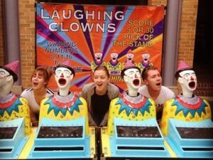 Sydney Clown Game Hire