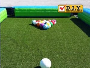 DIY Soccer Billiards