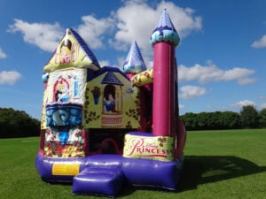 Disney Princess Jumping Castle Combo