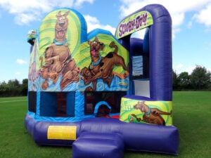 Scooby Doo Jumping Castle Combo