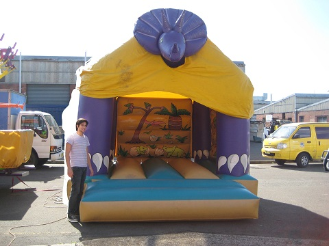 Dino Bouncy Castle Hire Sydney