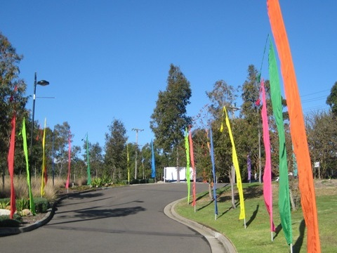 Event Flags and Poles for Hire