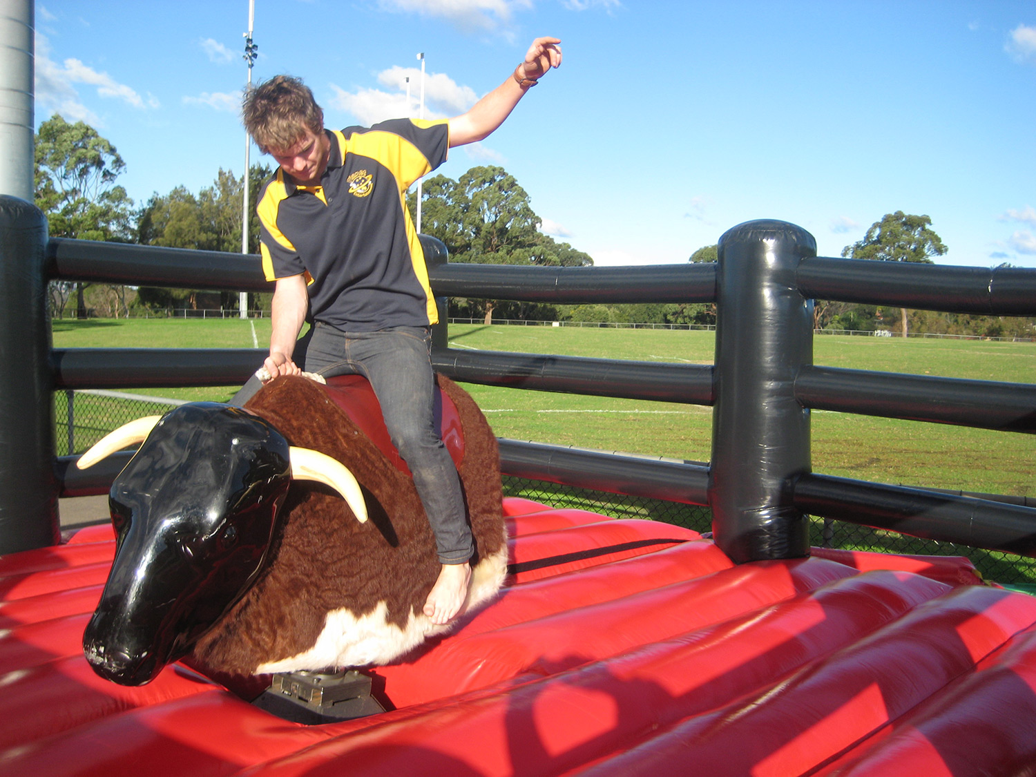 Mechanical Bull Rental: The Best Way to Boost Your Party