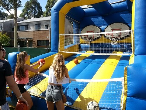 Hire Baskektball Game Sydney