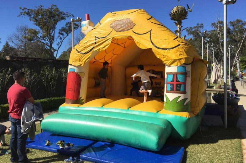 Cottage Jumping Castle