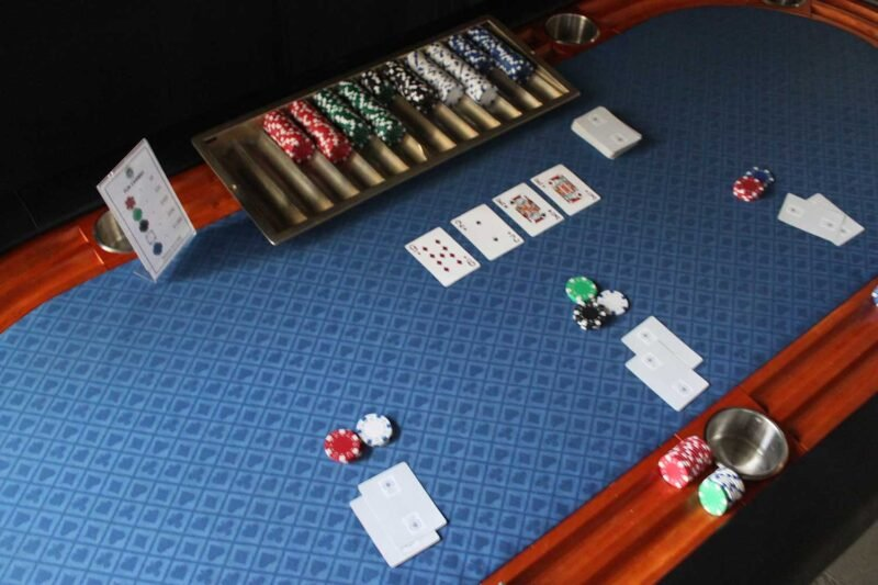 DIY Poker Table