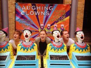 Laughing Clowns – 4 Heads