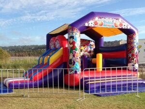 Sport Jumping Castle Hire Sydney
