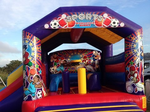 Sports Day Jumping Castle Hire Sydney
