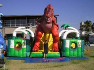 Jurassic Survivor Obstacle Course