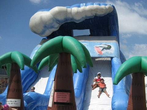 Big Wave Slide Hire Sydney