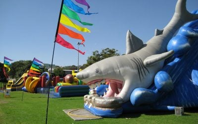 Inflatables: What's Ideal for a Children's Party?