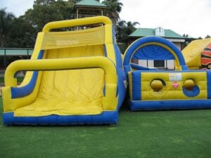 Mega Obstacle Course Hire Sydney