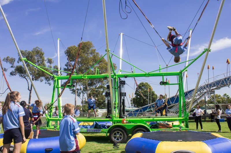 Bungee Trampoline EXTREME