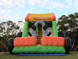Monster Truck Slide Hire Sydney