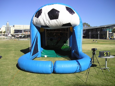 Soccer Sports Cage Hire Sydney