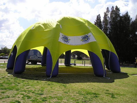 Air Tent for Event hire Sydney