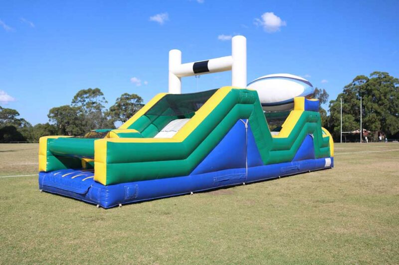 Rugby Obstacle Course