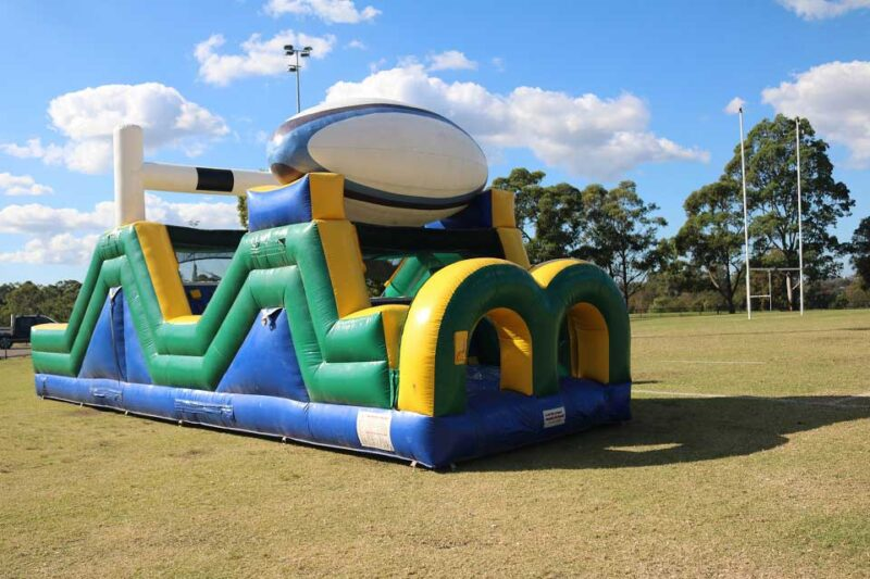 Rugby Rumble Obstacle