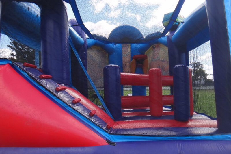 Hire Scooby Doo Jumping Castle Combo Sydney