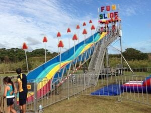 Giant Slide Hire Sydney