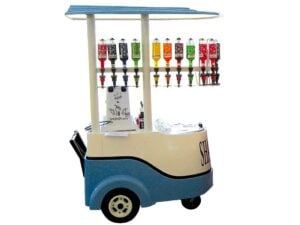 Snow Cones & Cart
