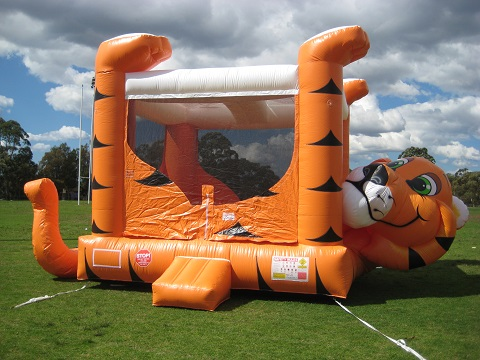Tiger Belly Jumping Castle Hire Sydney