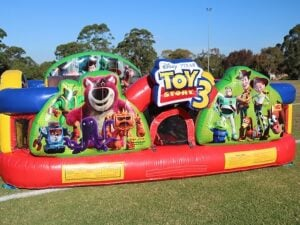 Toy Story Toddler Jumping Castle Hire Sydney