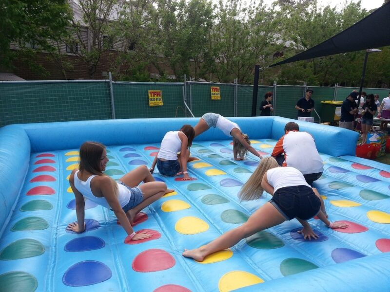 Giant Twister Game Hire Sydney