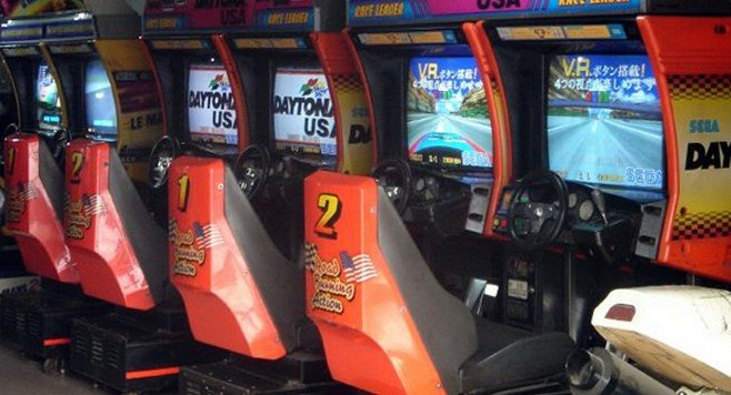 Daytona Racers Video Game