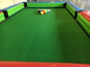 Soccer Billiards Hire Sydney