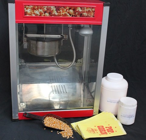 Popcorn Machine Hire Sydney