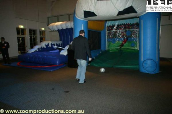Soccer Sports Cage