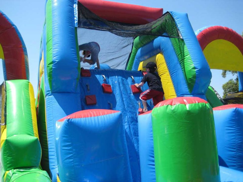 Adrenaline Rush 2 Obstacle Course