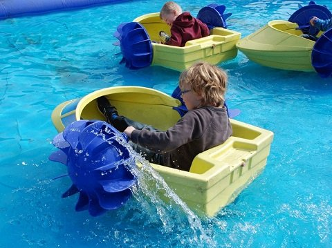 Paddle Boats Hire Sydney