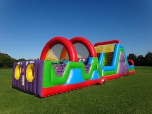 Olympic Obstacle Course Hire Sydney