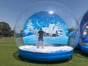 Sydney Snow Globes for rent